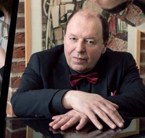 Pianist Alexander Kleonov