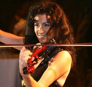 Violine Virtuoso Ana