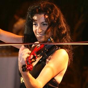 Violin Virtuoso Ana