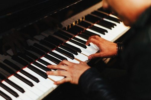 Pianist aus Frankfurt Vitaly Baran