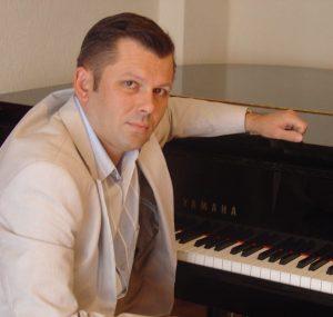 Klavierspieler Vitaly Baran – Klassik und Jazz